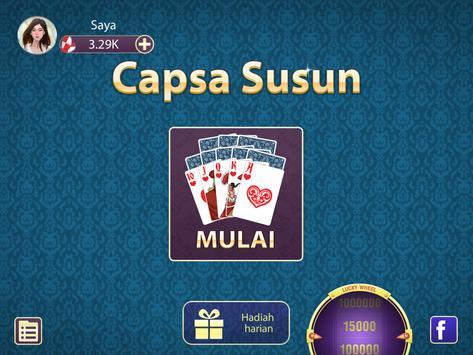 Capsa Susun poster