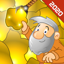 Gold Miner Classic: Gold Rush - Mine Mining Games APK