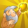 الذهب عامل المنجم - الأصل أيقونة