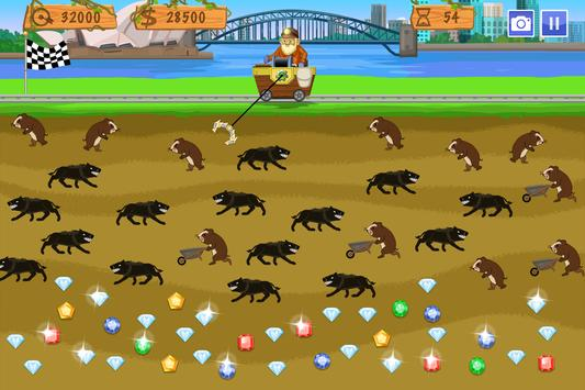 Gold Miner Vegas screenshot 4