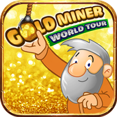 Gold Miner World Tour icon