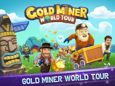 Gold Miner World Tour Ekran Görüntüsü 12