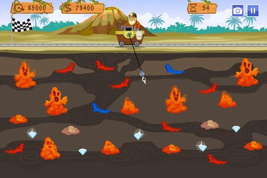 Gold Miner World Tour Ekran Görüntüsü 1