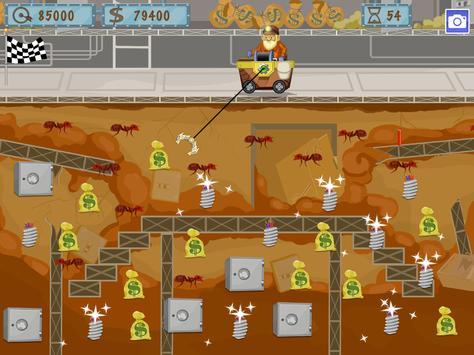 Gold Miner World Tour Ekran Görüntüsü 8