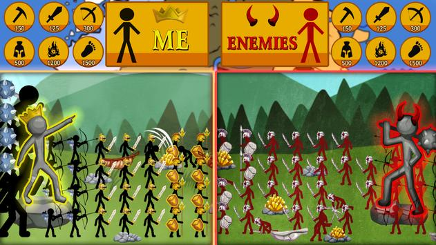 Stickman Battle screenshot 3