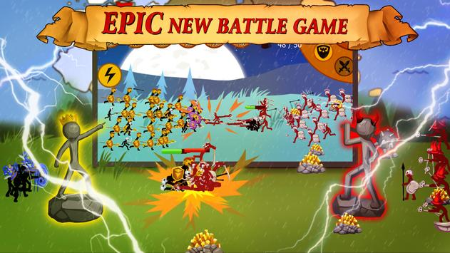 Stickman Battle screenshot 5