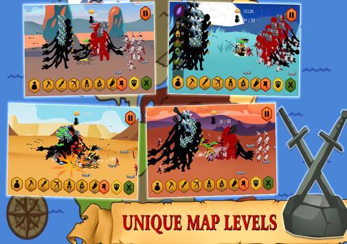 Stickman Battle Ekran Görüntüsü 10