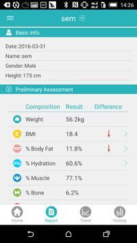BodyMonitor Ekran Görüntüsü 1