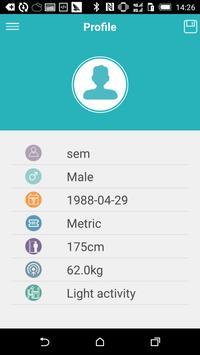 BodyMonitor Ekran Görüntüsü 4