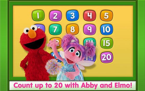 Elmo Loves 123s Poster