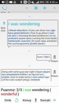 İngilizce Konuşalım screenshot 1