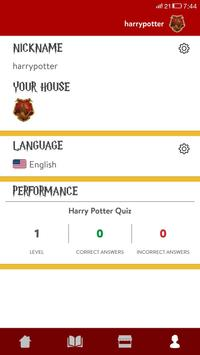 Spells Book & Quiz Harry Potter 截圖 3