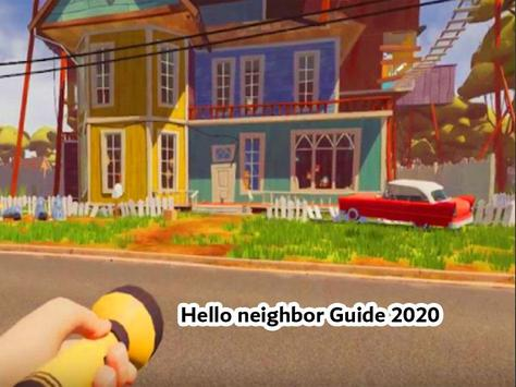 Guide 2020 for Hi Neighbor Alpha 4 截图 2