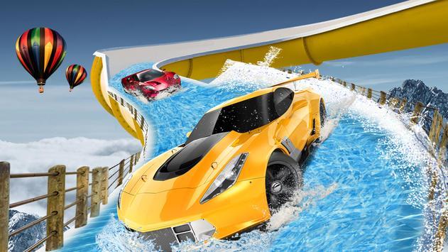 Water Car Slider Simulator 3d screenshot 5