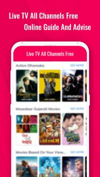Live TV Channels Free Online Guide screenshot 4