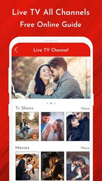 Live TV Channels Free Online Guide poster