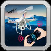 Drone Universal Remote Control Prank All Drones icon