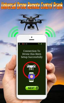 Drone Universal Remote Control Prank All Drones screenshot 5