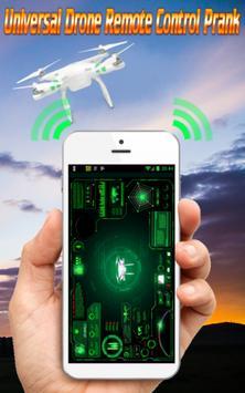 Drone Universal Remote Control Prank All Drones poster