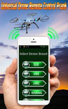Drone Universal Remote Control Prank All Drones screenshot 1