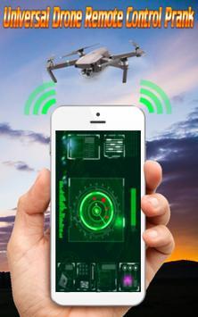 Drone Universal Remote Control Prank All Drones screenshot 2