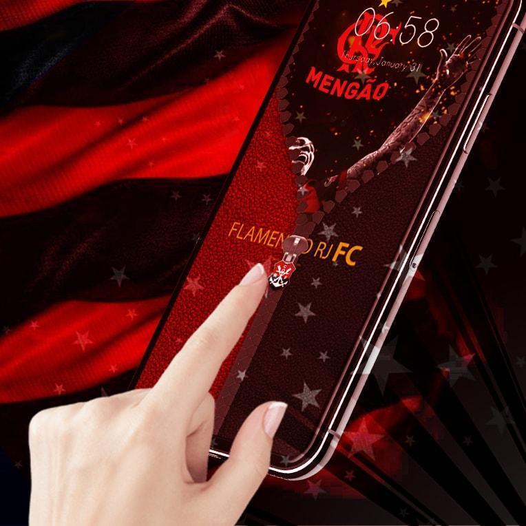 Flamengo Papel De Parede Fundo Hd Zíper For Android Apk