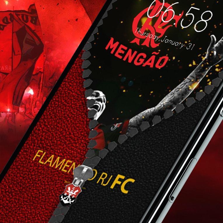 Flamengo Zipper Wallpaper Hd For Android Apk Download