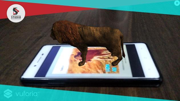 Animal AR Experience poster