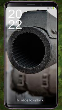 Challenger 2 Tank Pattern Lock & Backgrounds screenshot 2