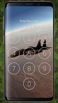 F-15 Eagle Pattern Lock & Backgrounds screenshot 4