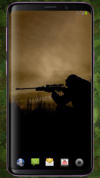 Sniper Pattern Lock & Backgrounds screenshot 5