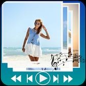 Сделать видео из фото с музыкой иконка