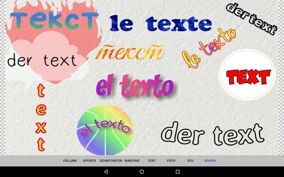 Text auf dem Foto Screenshot 9