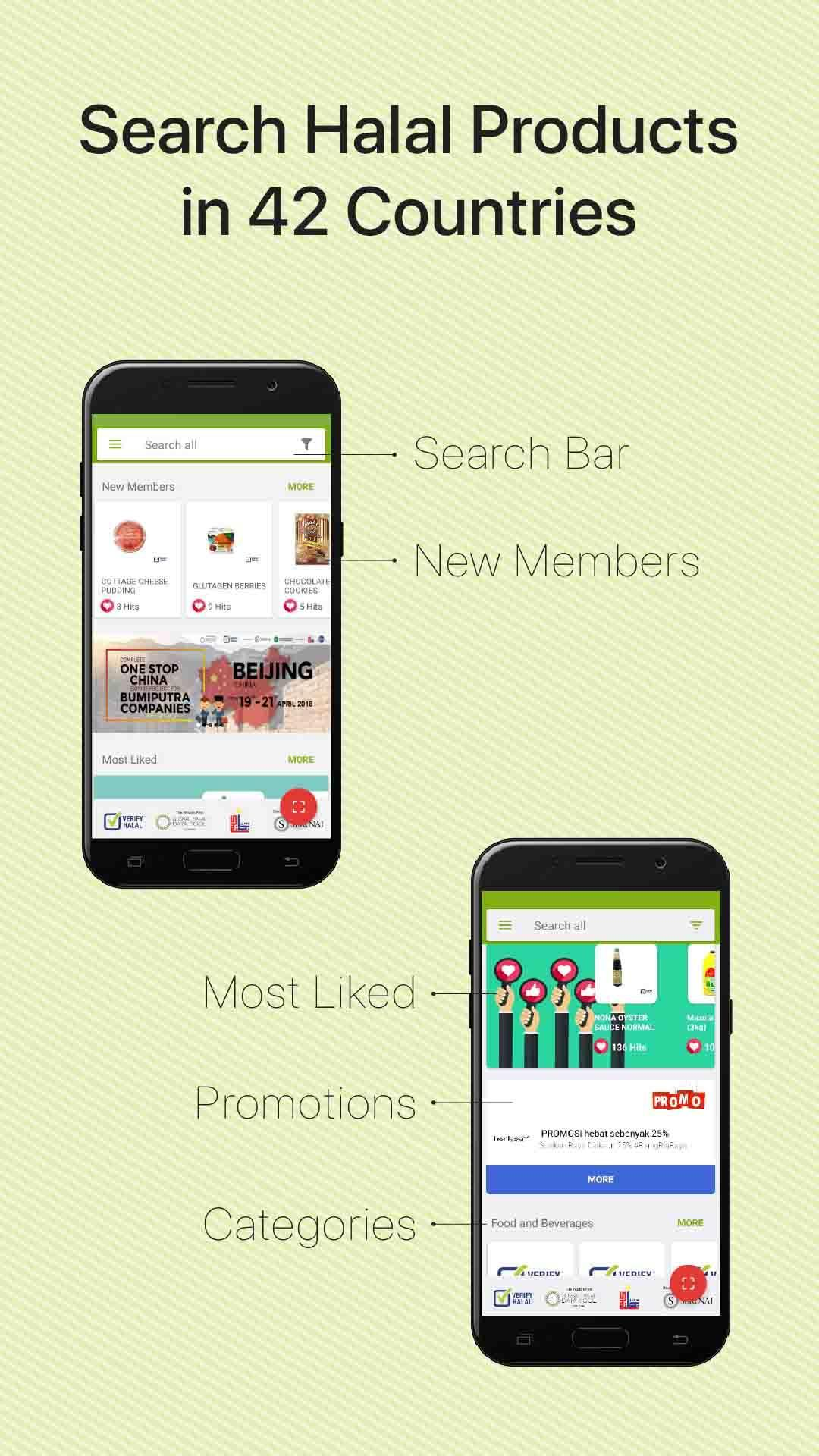 Verify Halal for Android - APK Download