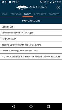 Daily Scripture 截圖 2