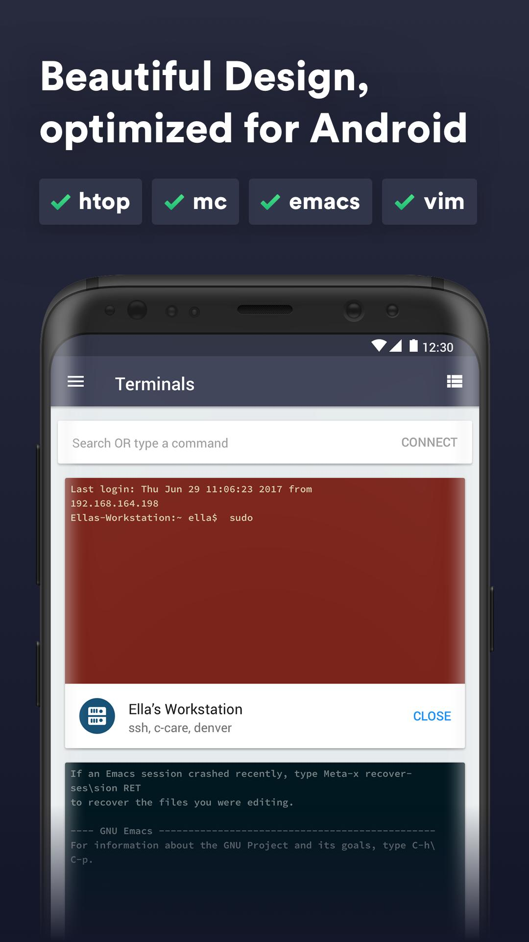 Termius for Android - APK Download