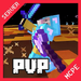 PVP Servers for Minecraft PE
