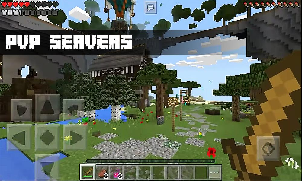 Pvp Servers For Minecraft Pe For Android Apk Download