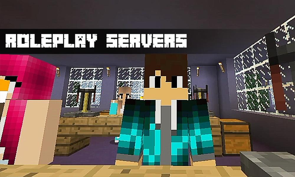Roleplay Servers for Minecraft PE for Android - APK Download