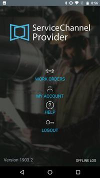 ServiceChannel Provider 스크린샷 1