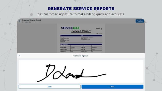 ServiceMax Go ảnh chụp màn hình 10