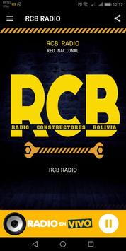 RCB RADIO screenshot 1