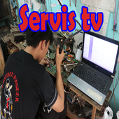 Servis TV terlengkap icon
