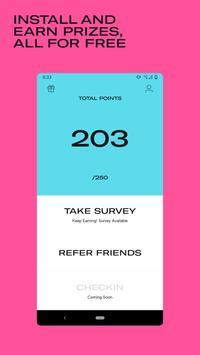 Rewards poster