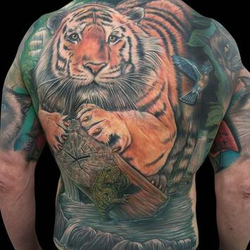 Back Tattoo Wallpaper 3 screenshot 5