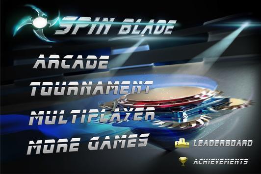 Blade Battle poster