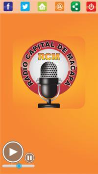 Rádio Capital de Macapá screenshot 2