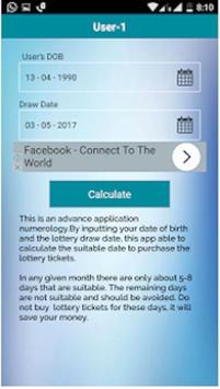 Lottery Date & Soul Calculator for Android - APK Download
