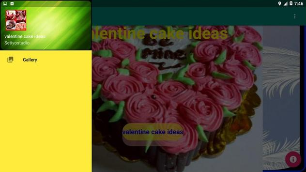 valentine cake ideas screenshot 14
