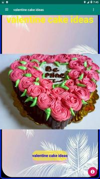 valentine cake ideas screenshot 1
